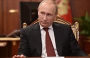 Tỷ lệ ủng hộ Tổng thống Nga đạt kỷ lục