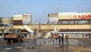 Tatarstan công bố quốc tang sau vụ cháy trung tâm thương mại