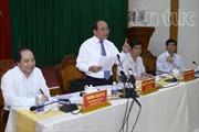 Phó Thủ tướng Nguyễn Xuân Phúc làm việc với Thường trực 3 Ban Chỉ đạo