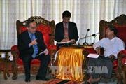 Đồng chí Nguyễn Thiện Nhân thăm Myanmar