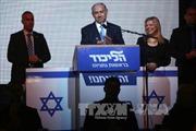 Tổng tuyển cử Israel: Đảng của ông Netanyahu chiến thắng