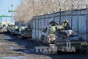 Ukraine ban hành luật qui chế đặc biệt vùng Donbass