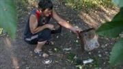 Bom chùm được sử dụng ở Đông Ukraine
