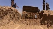 IS xây chiến hào xung quanh thành phố Mosul