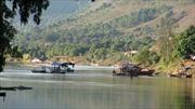 Cần xử lý tình trạng khai thác cát trái phép trên sông Krông Pắk
