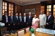 Đồng chí Nguyễn Thiện Nhân thăm Ấn Độ