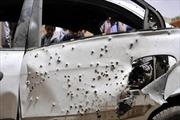 Phe Tổng thống Yemen đụng độ dữ dội phiến quân Houthi