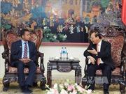 Phó Thủ tướng tiếp Phó Chủ tịch Quốc hội Sri Lanka