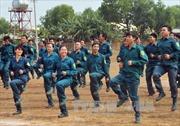 Chủ tịch nước gửi thư chúc mừng cán bộ, chiến sĩ Dân quân tự vệ