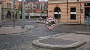 Biểu tình tại Séc phản đối đoàn xe quân sự Mỹ