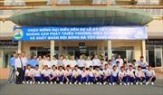 Đồng hành cùng đội bóng đá xi măng Fico Tây Ninh