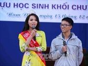 Hoa hậu Kỳ Duyên làm Đại sứ nhân ái