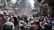 IS tấn công trại tị nạn ở thủ đô Syria