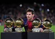 Lionel Messi: 'Bình yên là chìa khóa của thành công'