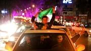 Người Iran ăn mừng thỏa thuận với P5+1