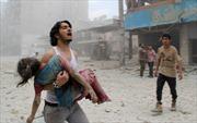 IS đánh bom nhà thờ Cơ đốc giáo
