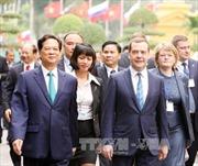 Thủ tướng Nguyễn Tấn Dũng: Quan hệ Việt Nam và Nga phát triển có chiều sâu
