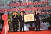 Đền Bà Triệu - Thanh Hóa đón Bằng Di tích quốc gia đặc biệt