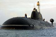 Cháy tàu ngầm nguyên tử Nga