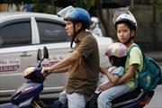 Đội mũ bảo hiểm cho trẻ - Không thể thờ ơ
