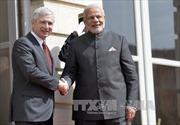 Pháp và Ấn Độ ký các hợp đồng trị giá nhiều tỉ euro