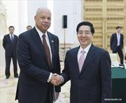 Trung - Mỹ hợp tác chống khủng bố, an ninh mạng