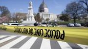 Mỹ phong tỏa Quốc hội sau vụ nổ súng