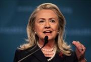 Bà Hillary Clinton chính thức tranh cử tổng thống