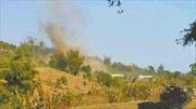Nổ bom gần biên giới Myanmar-Trung Quốc