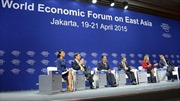 Khai mạc Diễn đàn Kinh tế Thế giới về Đông Á