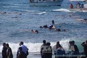 Lại chìm tàu chở người nhập cư, nhiều người mất tích