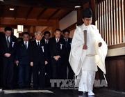 Quan chức cấp cao Nhật Bản tiếp tục thăm đền Yasukuni