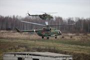 Nga diễn tập chống đổ bộ trên quần đảo tranh chấp với Nhật Bản