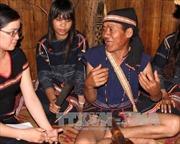 Sử thi Bahnar được công nhận là Di sản văn hóa phi vật thể quốc gia