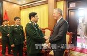 Đại tướng Phùng Quang Thanh tiếp Đại sứ Mỹ