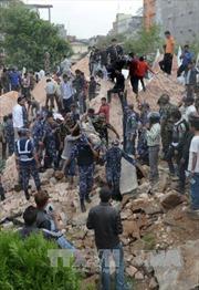 Động đất tại Nepal: Gần 1.500 người thiệt mạng, hàng nghìn người bị thương