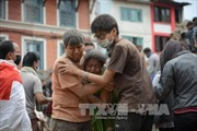 Gần 2.300 người thiệt mạng sau động đất ở Nepal