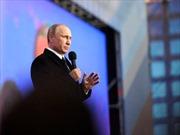 Tổng thống Nga 'không hối tiếc' việc sáp nhập Crimea