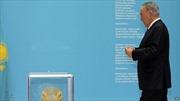Ông Nazarbayev thắng thuyết phục bầu cử tổng thống Kazakhstan