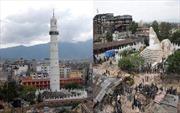 Nepal trước và sau thảm kịch động đất