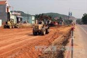 Gấp rút thi công đường Hồ Chí Minh đoạn qua Tây Nguyên