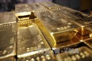Giá vàng tại châu Á trụ gần mức đỉnh của 3 tuần