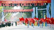 Rộn ràng ngày đại lễ của dân tộc