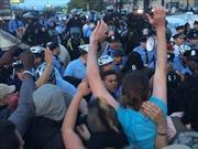 Mỹ: Biểu tình lan sang Philadelphia