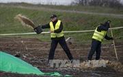 Thi thể cuối cùng nạn nhân MH17 được đưa về Hà Lan