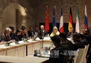 Đàm phán hạt nhân Iran nối lại vào tuần tới