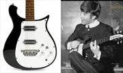 Đấu giá guitar của George Harrison, găng tay của Michael Jackson