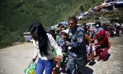 Nepal đối mặt với nạn buôn người sau động đất