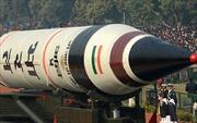 Tên lửa BrahMos Ấn Độ bắn chính xác mục tiêu