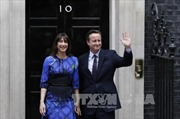 Các vị trí chủ chốt trong Chính phủ Anh được giữ nguyên